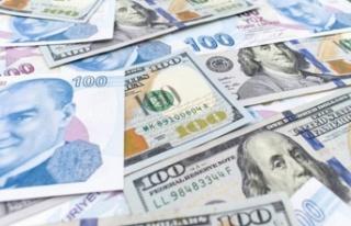 Dolar/TL Moody's sonrasında yatay seyrediyor