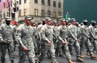 ABD ordusunda koronavirüs alarmı