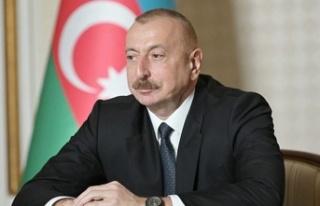 Aliyev: Ordumuz Zengilan kentini kontrol altına aldı