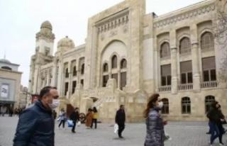 Azerbaycan'da COVID-19 nedeniyle yeni tedbirler...