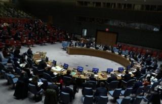 """BM Güvenlik Konseyi, KKTC'nin """"Kapalı..."""