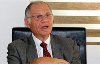 """Ergün Olgun'dan uluslararası topluma """"Kıbrıs""""..."""