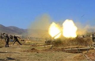 Ermenistan ordusuna ait 556'ıncı Alay yok edildi
