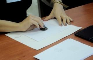 Lefkoşa'da sandık bazında oyların tam listesi