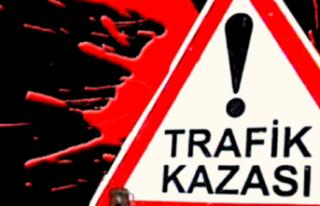 Lefkoşa'da trafik kazası... 1 kişi hayatını...