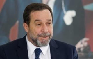 Serdar Denktaş DP'den istifa etti