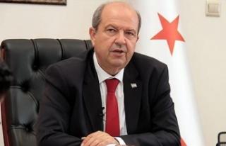 Tatar: Maraş'la ilgili adımımız, insanlığa...