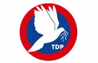 TDP, Anayasa oylamasına 'hayır' diyecek
