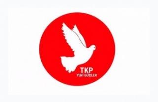 TKP Yeni Güçler, ikinci turda da Akıncı'yı...