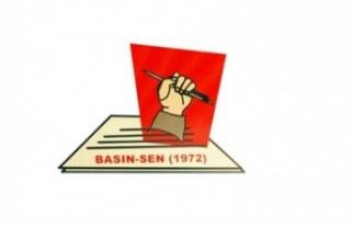 BASIN-SEN'den KIB-TEK ve Basın çalışanlarına...