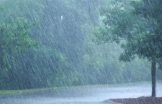 En fazla yağış Lefkoşa bölgesinde kaydedildi