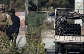Kabil'deki roketli saldırıda ölü sayısı...