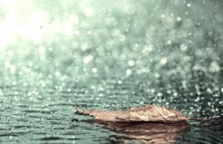 Metrekareye Düşen Yağış Bir Ve Bir Kilogramın...