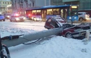 Rusya'da kar fırtınası nedeniyle acil durum...