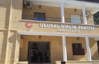 UBP'de hükümet kurma çalışmaları sürüyor