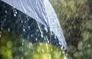 Yağışlı hava yarından itibaren yeniden etkili...