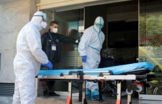 Güney Kıbrıs'ta son 24 saatte koronavirüsten...