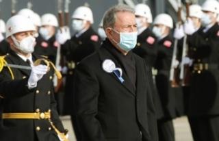 Akar'dan Yunanistan açıklaması