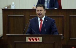 Başbakan Saner, erken seçim önerdi