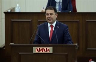 Başbakanlık bütçesi meclis'ten geçti