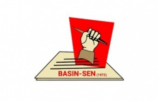 BASIN-SEN'den Arıklı'yı eleştirdi