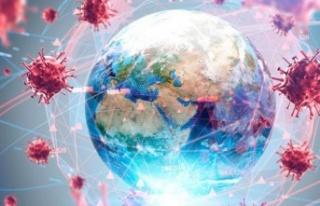 Dünya genelinde Covid-19 vaka sayısı 98 milyonu...