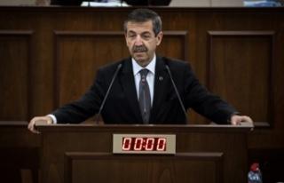Ertuğruloğlu: Konfederasyondan bahsetmek eşit egemen...