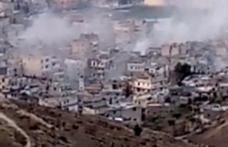 Esad güçlerinden topçu saldırısı: 2 ölü, 5...