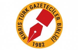 Gazeteciler Birliği'nden Kıbrıslı Rum gazeteci...