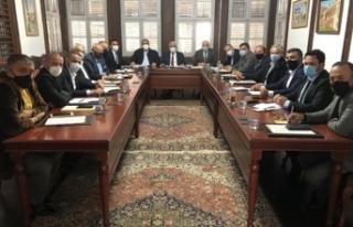 Kıbrıs Türk Belediyeler Birliği Genel Kurul toplantısı...