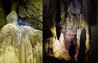 KKTC'de 370 mağara var