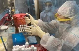 KKTC'de COVID-19 aşısı yaptırmak isteyenlerin...