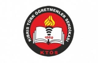 KTÖS,  Cumhurbaşkanı Tatar'ı eleştirdi