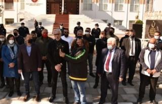 Sendikal Platform, Meclis önünde hükümeti protesto...