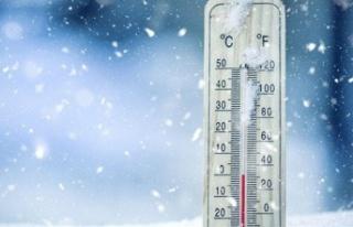 Sonbahar ve kış aylarının en soğuk günü yaşanıyor