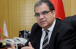 """Sucuoğlu: """"Dr. Fazıl Küçük Kıbrıs Türk Toplumuna..."""