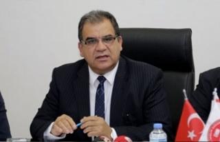 Sucuoğlu, Dr. Fazıl Küçük'ün 37.ölüm yıldönümü...