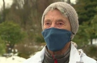 ABD'de 90 yaşındaki kadın aşı için kilometrelerce...