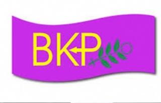 BKP Kadın Meclisi: Ev içi şiddet olaylarında her...