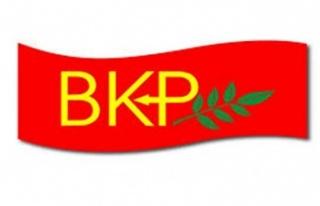 """BKP: """"Pilli Günah Keçisi Yapılmaya Çalışıldı"""""""