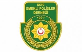 Emekli Polisler Derneği, GKK ve polis teşkilatını...