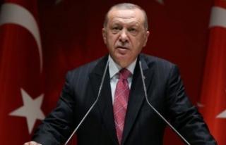 Erdoğan: Mart başı itibarıyla kademeli normalleşme...