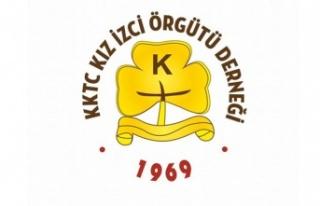 Kktc Kiz İzci Örgütü Derneği Başkani Bahadir,...