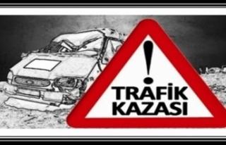 Lapta'daki Kazada 40 Yaşindaki Osman Atakara Hayatini...