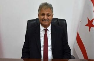 Sağlik Bakani Ali Pilli'den Başsağliği Mesaji