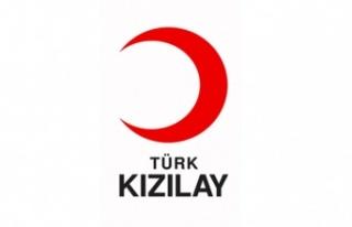 Türk Kızılaydan KKTC'deki ihtiyaç sahibi...