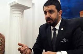 Zaroğlu, parti başkanlığına adaylığını açıkladı