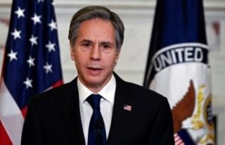 ABD Dışişleri Bakanı Blinken'den Doğu Akdeniz...