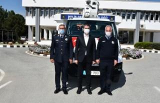 ASELSAN'dan Polis Genel Müdürlüğü'ne araç