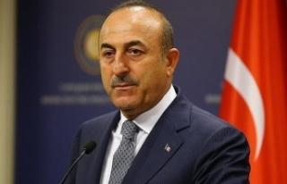 Çavuşoğlu: 5 milyon Suriyelinin barınak ihtiyacı...